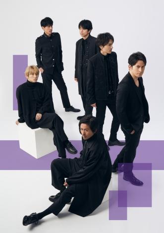 来年1月16日に50thシングルをリリースするV6