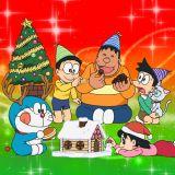 12月7日放送のアニメ『ドラえもん』はクリスマスストーリー。キュートな新クリスマスソングも発表&配信(C)藤子プロ・小学館・テレビ朝日・シンエイ・ADK