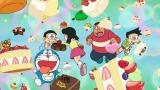 クリスマスカードを開くと別世界が広がって… (C)藤子プロ・小学館・テレビ朝日・シンエイ・ADK
