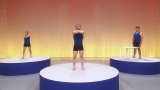 NHK関西地域向け番組『かんさい元気印 健康・長寿スペシャル(仮)』(1月11日放送)「まだ間に合う筋肉体操」実演の様子(C)NHK