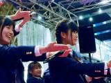 『青春高校3年C組』アイドル部(左から)女鹿椰子、西村瑠香(C)ORICON NewS inc.