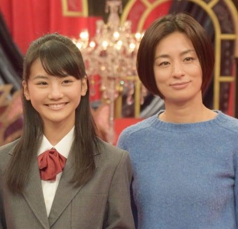 (左から)関谷瑠紀、尾野真千子 (C)ORICON NewS inc.