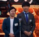 『M-1グランプリ2018』敗者復活決定戦に登場したダンビラムーチョ (C)ORICON NewS inc.