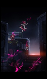 たつき監督最新作アニメ『ケムリクサ』キービジュアル (C)ヤオヨロズケムリクサプロジェクト