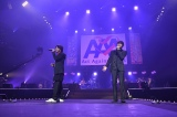 『Act Against AIDS 2018「THE VARIETY 26」』に出演した(左から)神木隆之介、小関裕太