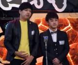 『M-1グランプリ2018』敗者復活決定戦に登場したからし蓮根 (C)ORICON NewS inc.