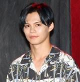 『未来のミライ展』内覧会に出席した超特急・カイ (C)ORICON NewS inc.
