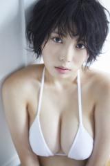 『週刊プレイボーイ』に登場した安位薫(C)佐野円香/週刊プレイボーイ