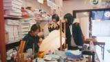 オール福井ロケで撮影されたFortune cherryデビューシングル「ひまわりのない世界」MVより(C)You, Be Cool! / KING RECORDS