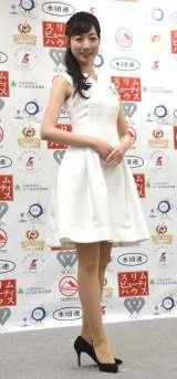 第51回ミス日本コンテスト2019ファイナリストの小西夏貴 (C)ORICON NewS inc.
