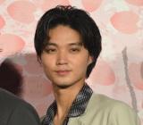 映画『春待つ僕ら』プレミアム試写会に登壇した磯村勇斗 (C)ORICON NewS inc.
