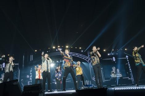 "『SUPER JUNIOR WORLD TOUR ""SUPER SHOW 7""』日本公演より Photo by 田中聖太郎写真事務所"