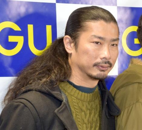 『GU STYLE STUDIO』のオープニングイベントに出席したパンサー菅良太郎 (C)ORICON NewS inc.