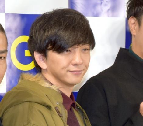 『GU STYLE STUDIO』のオープニングイベントに出席したパンサー向井慧 (C)ORICON NewS inc.