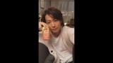 佐藤健「ほろよいVIDEO CHAT」画像