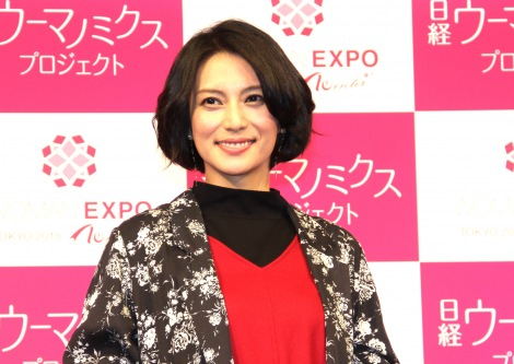 『WOMAN EXPO TOKYO 2018 Winter』内のトークイベントに出席した柴咲コウ (C)ORICON NewS inc.