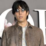 『ディオール メンズプレフォール2019コレクション』に来場した野田洋次郎 (C)ORICON NewS inc.