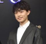 『@cosme Beauty Awards』の授賞式に出席した上村海成 (C)ORICON NewS inc.