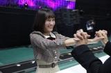 ドキドキの初握手会を体験した掛橋沙耶香(かけはし・さやか)
