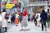 初グラビアで『FLASH』の表紙に大抜てきされた白倉あや(C)岩松喜平/週刊FLASH