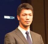 現役続行を表明した村田諒太選手(C)ORICON NewS inc.