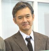 共演の渡部篤郎 (C)ORICON NewS inc.