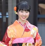 オスカープロモーションの「晴れ着撮影会」に出席した本田望結 (C)ORICON NewS inc.
