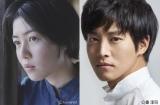 映画『新聞記者』でW主演を務める(左から)シム・ウンギョン、松坂桃李