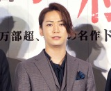 亀梨和也 (C)ORICON NewS inc.