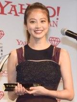 『Yahoo!検索大賞2018』の発表会に出席した今田美桜 (C)ORICON NewS inc.