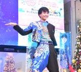 3rdシングル「がってん Shake!」の発売記念スペシャルイベントを行った祭nine.の高崎寿希也 (C)ORICON NewS inc.