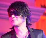 カバーアルバム『Deing』のリリース記念イベントに参加した森友嵐士 (C)ORICON NewS inc.