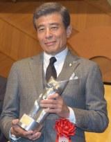 『平成30年度 ゆうもあ大賞』表彰式に出席した舘ひろし (C)ORICON NewS inc.