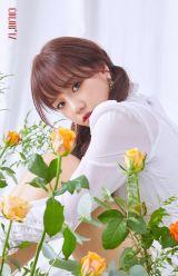 チョ・ユリ=12人組ガールズグループ「IZ*ONE」が韓国でデビュー(C)OFF THE RECORD