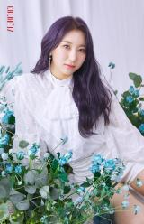 イ・チェヨン=12人組ガールズグループ「IZ*ONE」が韓国でデビュー(C)OFF THE RECORD