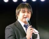 『その雫は、未来へと繋がる虹になる。』公演をプロデュースする湯浅順司氏 (C)ORICON NewS inc.