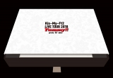 Kis-My-Ft2最新ライブ映像作品、DVD&BD同時1位