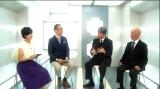 京都大学iPS細胞研究所所長の山中伸弥教授などが出演(C)BSテレビ東京
