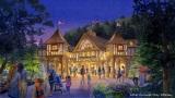 ライブエンターテイメントシアターの外観(C)Disney