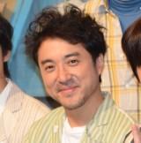 NHKドラマ『LIFE!スペシャル 忍べ!右左エ門(うさえもん)』記者会見に出席したムロツヨシ (C)ORICON NewS inc.