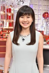 福原愛さん、第2子妊娠発表後初テレビ出演(C)日本テレビ
