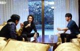 引き続き溝端淳平も出演。バラエティー番組で3人そろうのは初(C)「藤原竜也の二回道」製作委員会