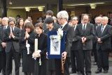 セントラル・アーツ黒澤満さん告別式 (C)ORICON NewS inc.
