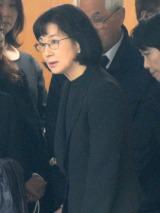 セントラル・アーツ黒澤満さん告別式に参列した吉永小百合 (C)ORICON NewS inc.