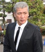 セントラル・アーツ黒澤満さん告別式に参列した吉川晃司 (C)ORICON NewS inc.