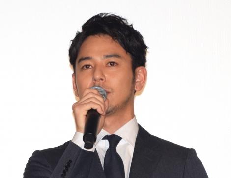 映画『来る』初日舞台あいさつに出席した妻夫木聡 (C)ORICON NewS inc.