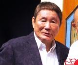 『チマタの噺SP』収録後取材会に出席したビートたけし (C)ORICON NewS inc.
