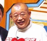 『チマタの噺SP』収録後取材会に出席した笑福亭鶴瓶 (C)ORICON NewS inc.