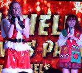 りゅうちぇるのイベント『RYUCHELL CHRISTMAS PARTY W/CHELCHELS』にサプライズゲストとして登場したぺこ (C)ORICON NewS inc.