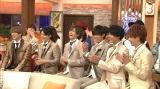 NHK総合で12月22日に放送『第5回明石家紅白!』に初出演したKing & Prince(C)NHK